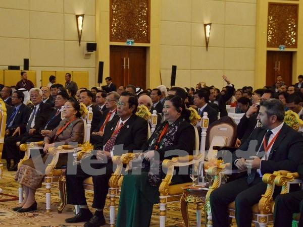 越南国会副主席丛氏放出席亚洲议会大会第九届年会 hinh anh 1