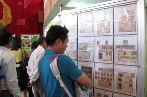"""""""越南,无穷魅力""""邮票展在泰国举行 hinh anh 1"""