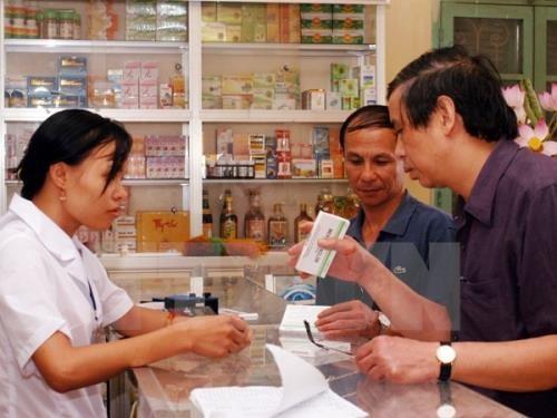 越南积极响应预防耐药性产生的口号 hinh anh 1