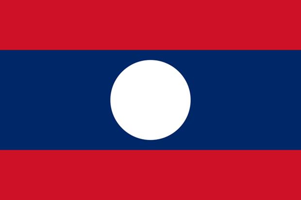 越南党和国家领导人致电祝贺老挝国庆41周年 hinh anh 1