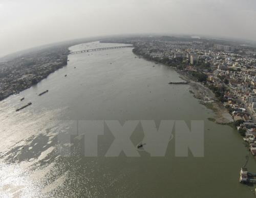日本帮助越南提高江河流域水环境管理能力 hinh anh 1