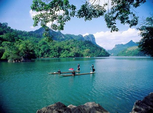 北𣴓省极具吸引力的旅游景点——三海国家森林公园 hinh anh 1