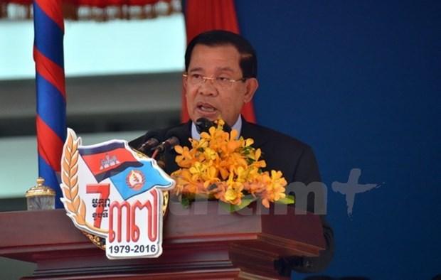 中国是柬埔寨最大投资来源国 hinh anh 1