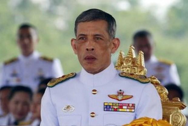 泰国新国王拉玛十世登基 hinh anh 1