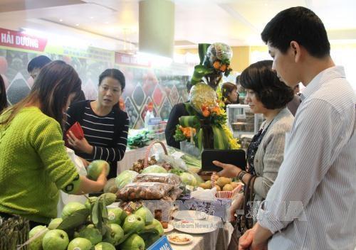2016年越南异地特产展销会在河内举行 hinh anh 1