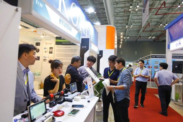2016年第14届越南国际贸易博览会及五金和手持工具国际展在胡志明市举行 hinh anh 1