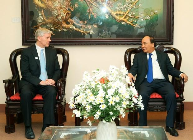 阮春福总理出席亚行成立50周年纪念典礼 hinh anh 3