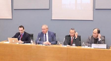 比利时瓦隆大区议会讨论越南与欧盟自由贸易协定 hinh anh 1