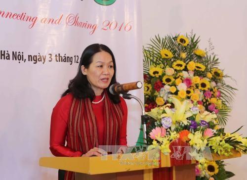 越南加强国内女性与海外越侨妇女的联系沟通 hinh anh 2