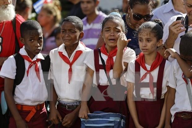 古巴领袖菲德尔·卡斯特罗:古巴革命的象征 hinh anh 1