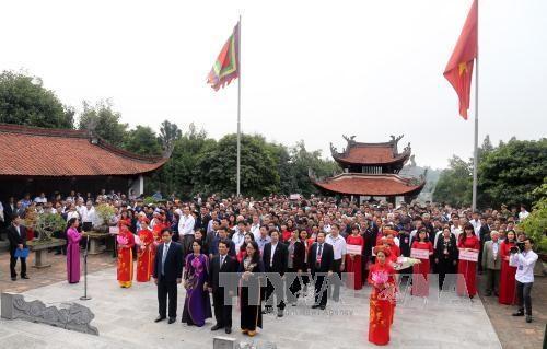 西北地区先进模范表彰大会在福寿省举行 hinh anh 3