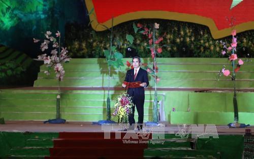 西北地区先进模范表彰大会在福寿省举行 hinh anh 2