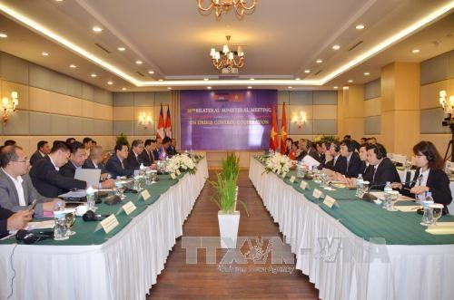 越老柬三国加强打击毒品犯罪 hinh anh 1