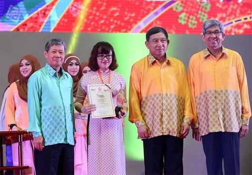 越南军队电信集团荣获国际大数据奖项 hinh anh 1