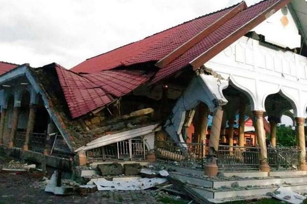 印尼亚齐发生6.4级地震 死亡人数有可能继续上升 hinh anh 1