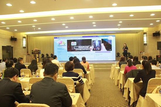 """岘港市推出""""移动设备旅行探索软件"""" hinh anh 1"""