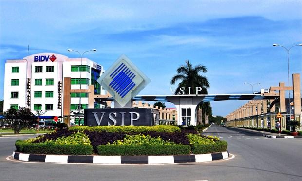 越南-新加坡工业区引资额达90亿美元 hinh anh 1