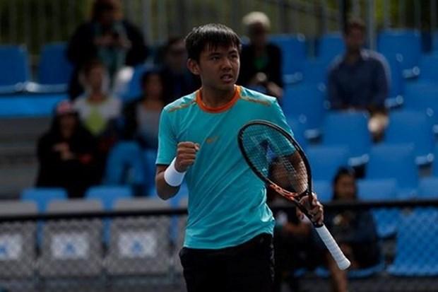 ATP最新排名:李黄南升至世界第613位 hinh anh 1