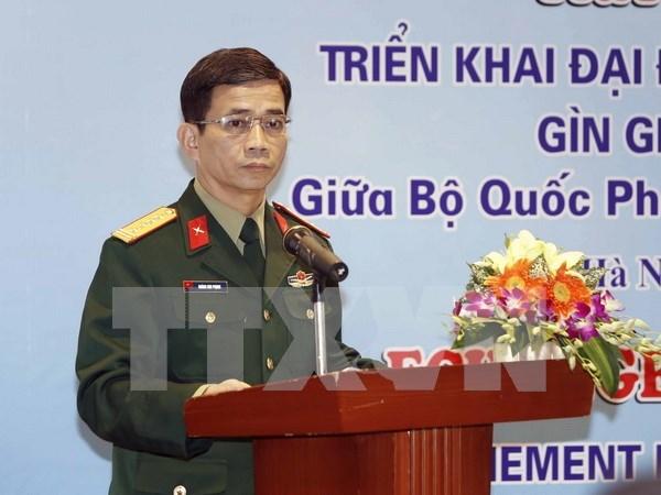 越南与法国举行会议 分享参与联合国维和行动经验 hinh anh 1