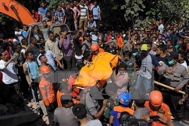 印尼亚齐省发生6.4级地震 尚无越南公民伤亡报告 hinh anh 1