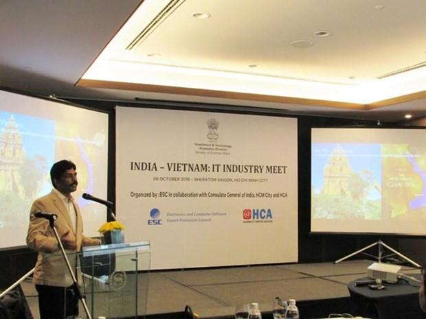 印度政府批准越印信息技术领域的合作备忘录 hinh anh 1