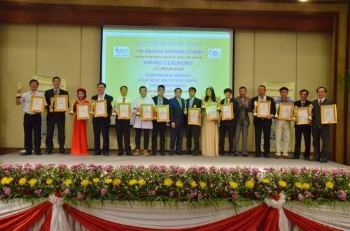 第七届湄公论坛加强越南与柬埔寨企业对接 hinh anh 1