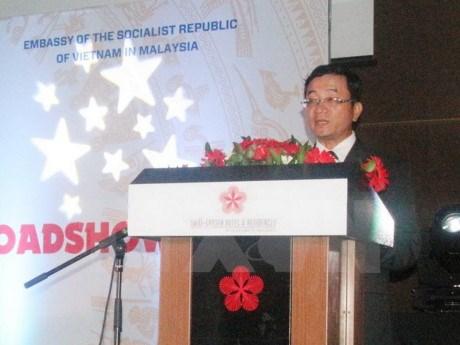 越南与马来西亚企业加强对话 努力推动出口增长 hinh anh 1
