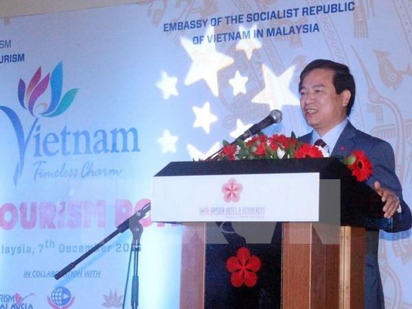 越南旅游潜力推介会在马来西亚举行 hinh anh 1
