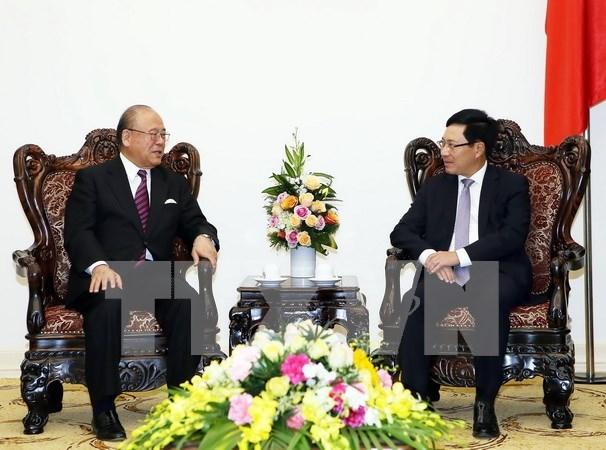 越南与日本推动优质农业生产的合作 hinh anh 1