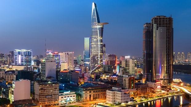 胡志明市外国直接投资增加37亿美元 hinh anh 1