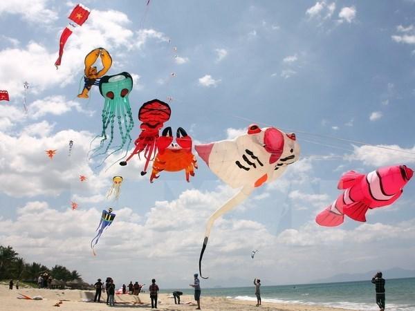 第7届国际风筝节开幕 hinh anh 1
