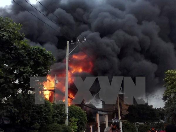 得乐省爆炸事件官方通报:爆炸非恐怖行为或故意破坏 hinh anh 2
