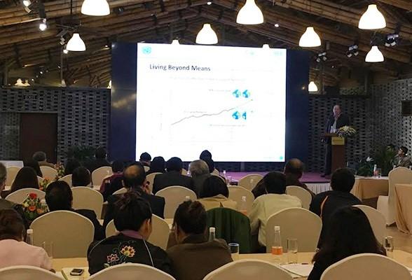 环境与可持续发展论坛在永福省举行 hinh anh 1