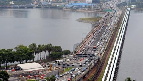 马来西亚与新加坡签署马新高铁双边协定 hinh anh 1