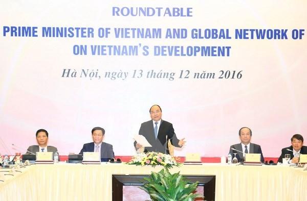 阮春福总理:知识是国家极为重要的资源 hinh anh 1
