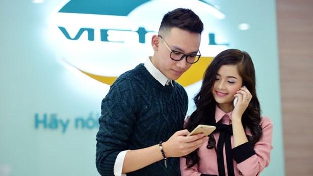 越南军队电信集团于2017年1月1日取消在老挝和柬埔寨长途漫游费 hinh anh 1