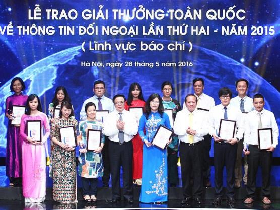 越通社成为国家主要对外新闻宣传机构 hinh anh 1