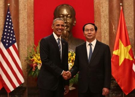 2016年越南外交及与一些伙伴关系的特殊里程碑 hinh anh 1