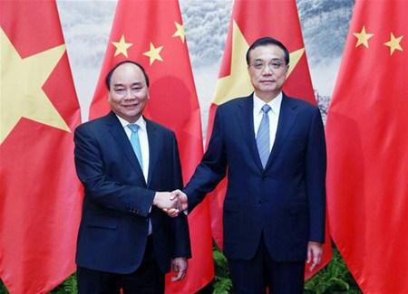2016年越南外交及与一些伙伴关系的特殊里程碑 hinh anh 2