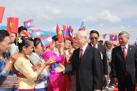 2016年越南外交及与一些伙伴关系的特殊里程碑 hinh anh 3