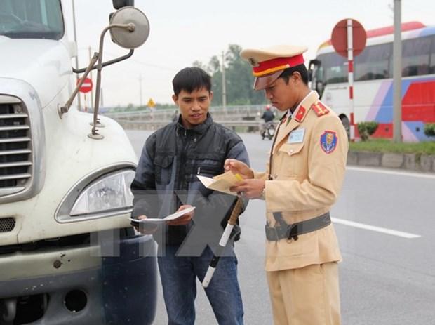 春节即将来临:政府总理要求各部委联手保障交通安全和社会秩序 hinh anh 1