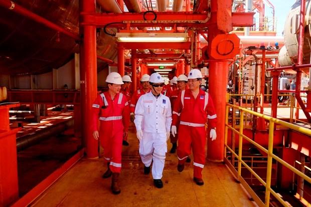 越南PVEP 2016年石油开采量预计达555万吨 hinh anh 1