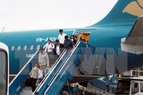 越南航空公司立足韩国市场 hinh anh 1