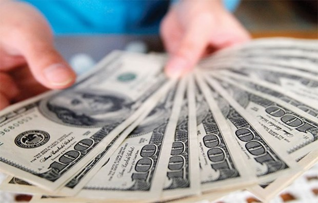 16日越盾兑美元中心汇率较前一日上涨9越盾 hinh anh 1