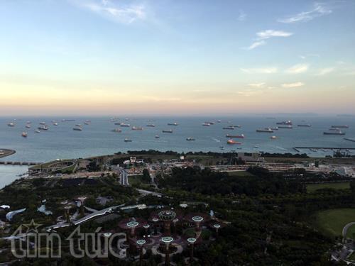 印尼国会批准与新加坡的海域划界协议 hinh anh 1