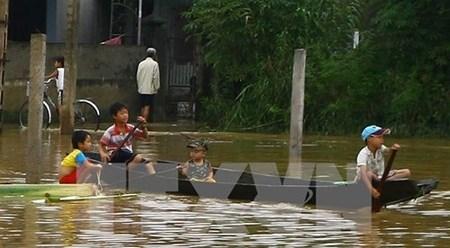 """题为""""以儿童为中心减少自然灾害风险""""的国家会议在宁顺省举行 hinh anh 1"""