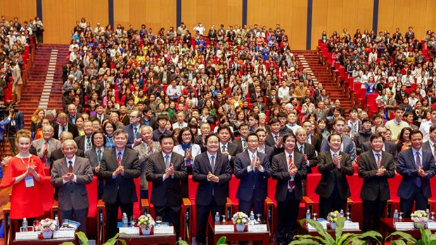 逐步把越南建设成为越南学研究的中心 hinh anh 1