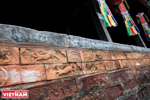 河内市的贝溪古寺 hinh anh 10