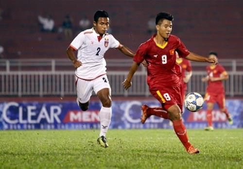 2016清扬杯-青年报U21国际足球赛开幕 hinh anh 1
