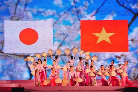 越南与日本文化交流会在巴地头顿省举行 hinh anh 1
